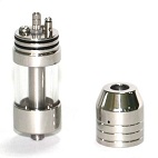 AGA-T+(V2) Stainless steel Rebuildable Atomizer